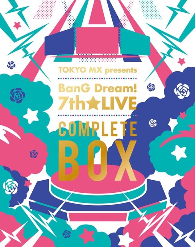 22,022円 TOKYO MX presents 「BanG Dream! 7th☆LIVE」 COMPLETE BOX【Blu-ray】