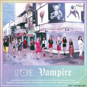 IZ*ONE Vampire (初回限定盤B CD+DVD)