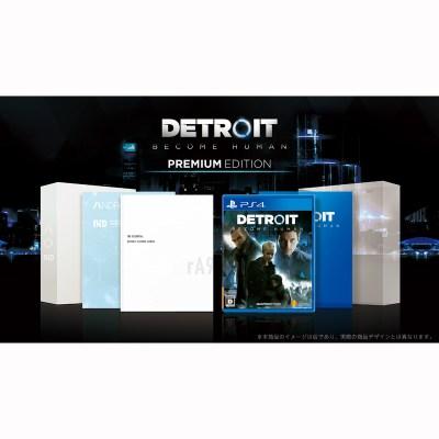 Detroit: Become Human Premium Edition