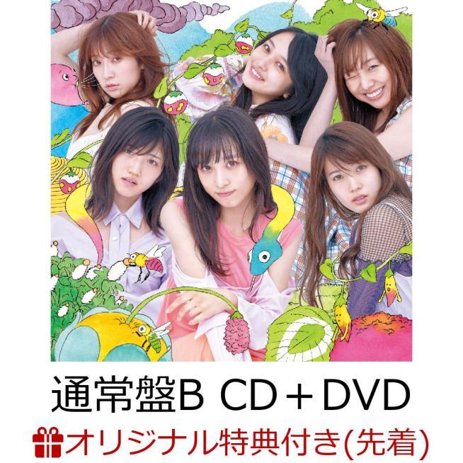 AKB48 【イベント参加抽選&楽天ブックス限定先着特典】サステナブル (通常盤 CD+DVD Type-B) (生写真付き)
