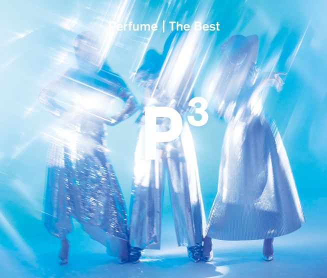 "Perfume Perfume The Best ""P Cubed"" (通常盤 3CD)"