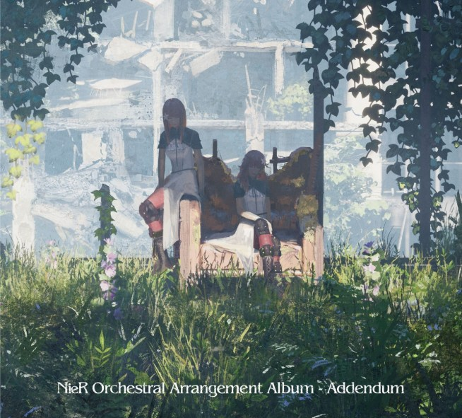 (ゲーム・ミュージック) NieR Orchestral Arrangement Album - Addendum