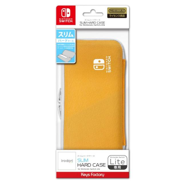 Nintendo Switch SLIM HARD CASE for Nintendo Switch Lite ライトオレンジ
