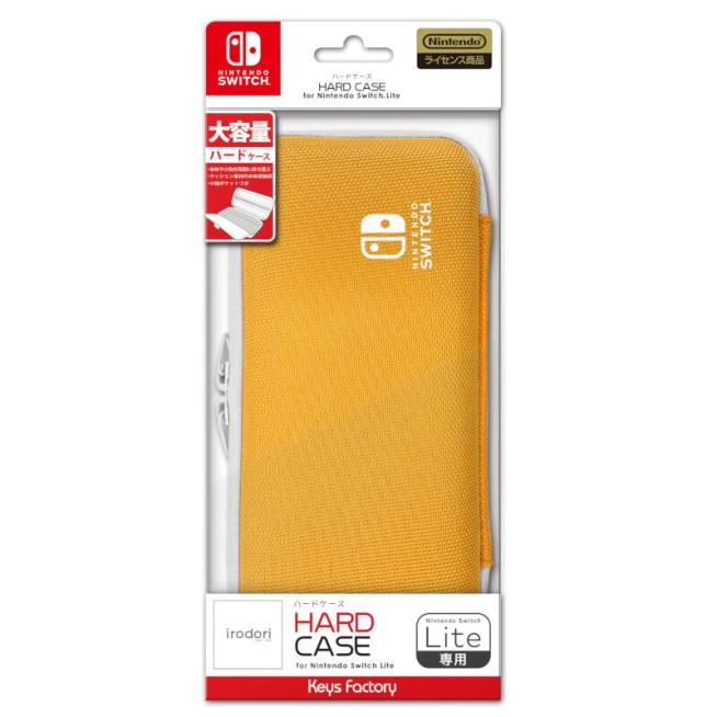 Nintendo Switch HARD CASE for Nintendo Switch Lite ライトオレンジ