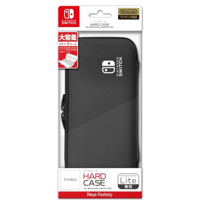 Nintendo Switch HARD CASE for Nintendo Switch Lite チャコールグレー