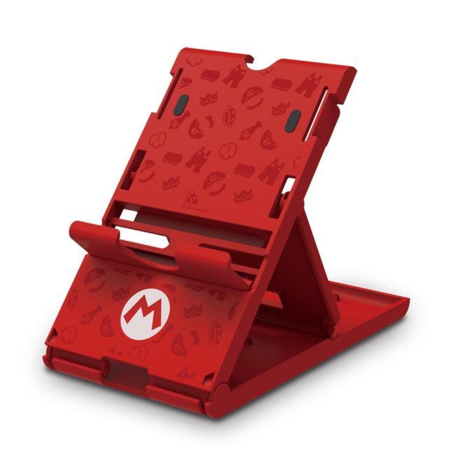 Nintendo Switch プレイスタンド for Nintendo Switch 【スーパーマリオ】