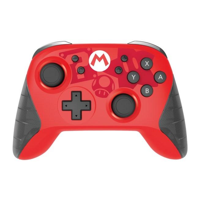 Nintendo Switch ワイヤレスホリパッド for Nintendo Switch マリオ