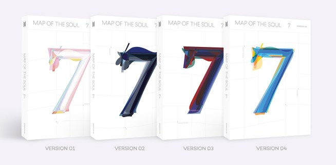 BTS(防弾少年団) 【輸入盤】マップ・ザ・オブ・ザ・ソウル:7