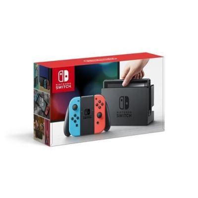 【全品ポイント5倍 8/4 20:00〜8/9 01:59】任天堂 Nintendo Switch Joy-Con(L) ネオンブルー/(R) ネオンレッド H...