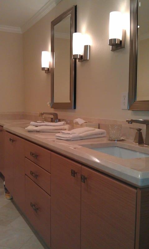 The Shaffer Bathroom
