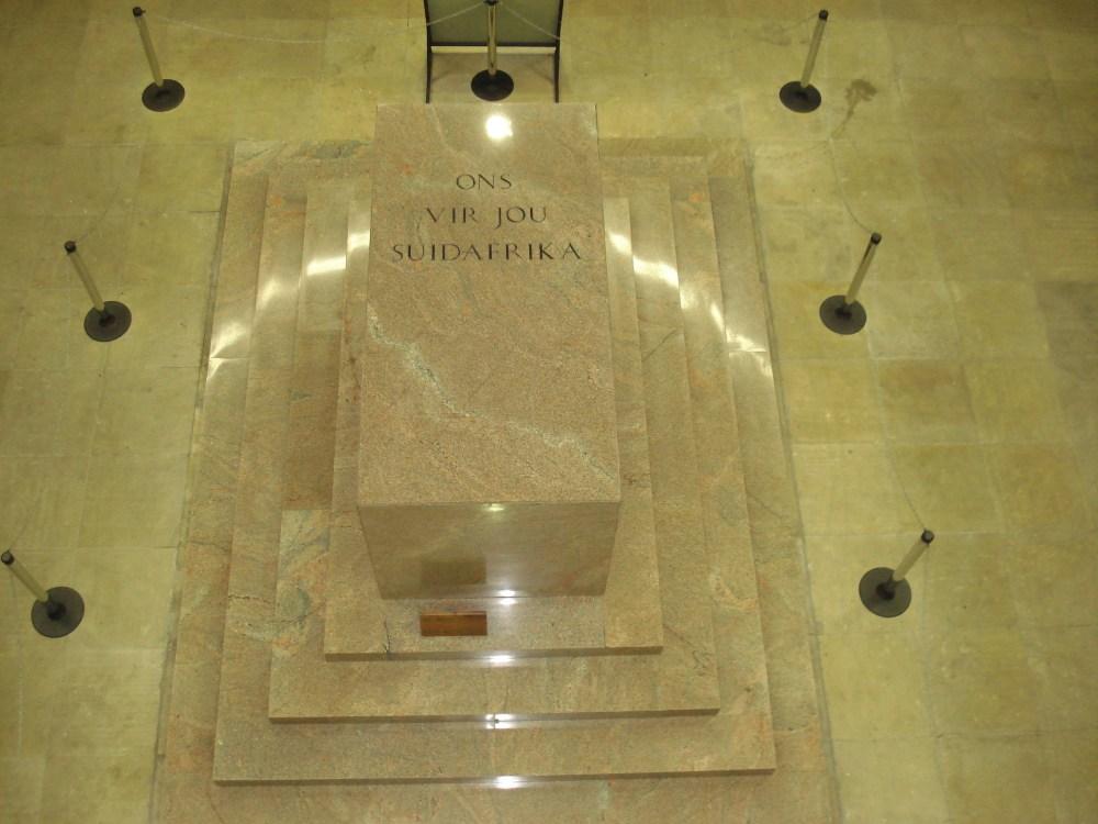 The Voortrekker Monument 62 years on (4/6)