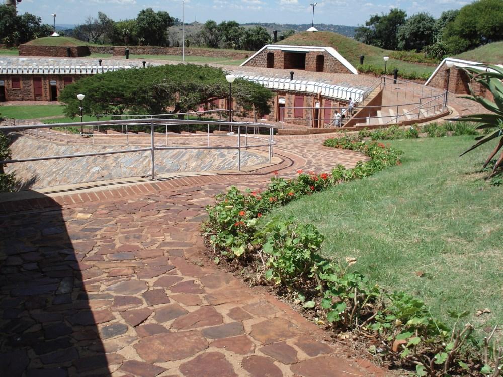 The Voortrekker Monument 62 years on (6/6)
