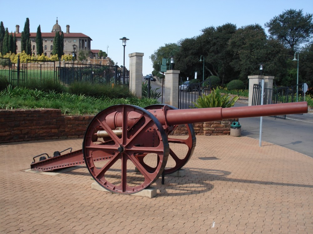 Union Buildings revisited (1/6)
