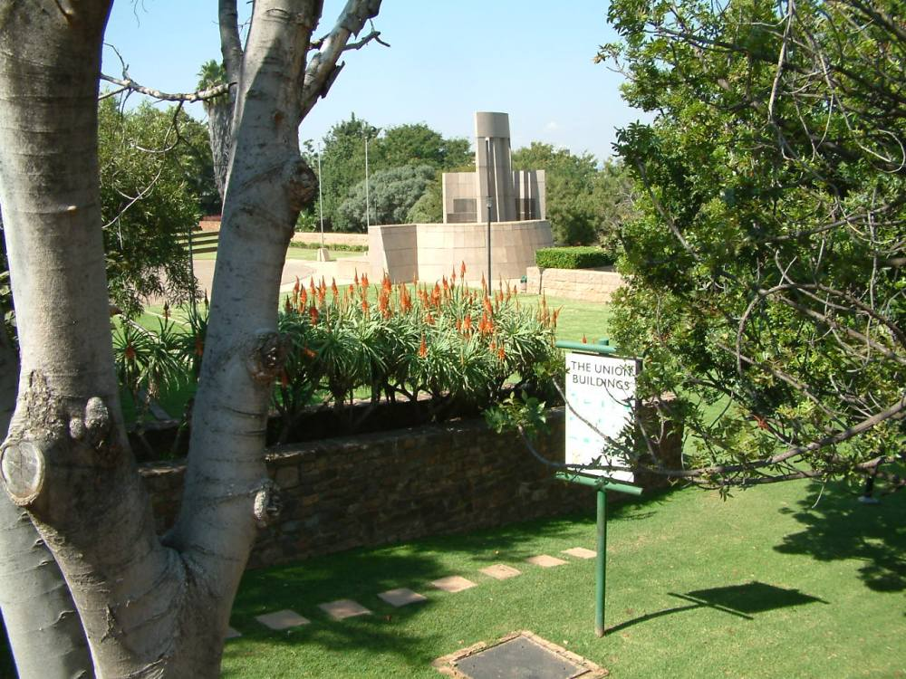 Union Buildings revisited (6/6)