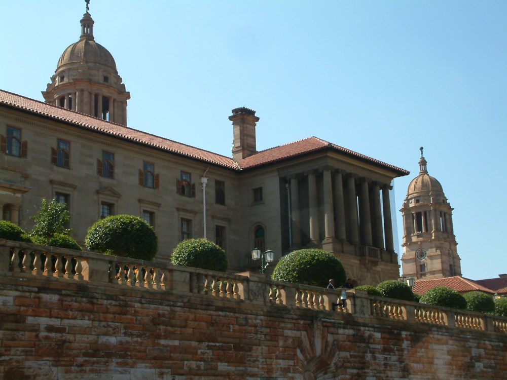 Union Buildings revisited (2/6)
