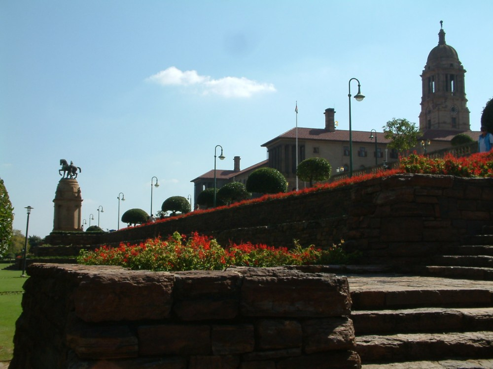 Union Buildings revisited (3/6)