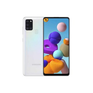 Samsung Galaxy A21s 64GB DS White A217F
