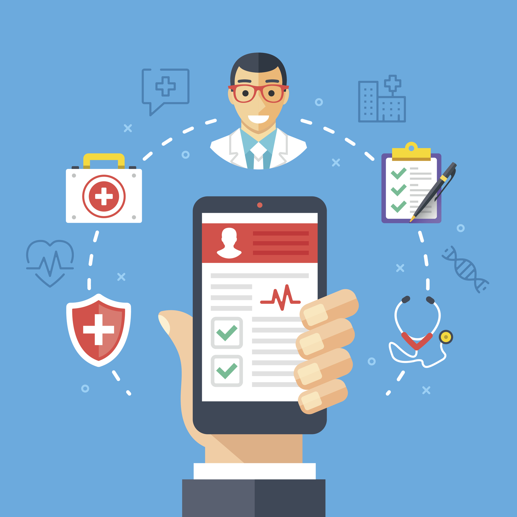 Hospital Data Security Amp Driving Patient Satisfaction
