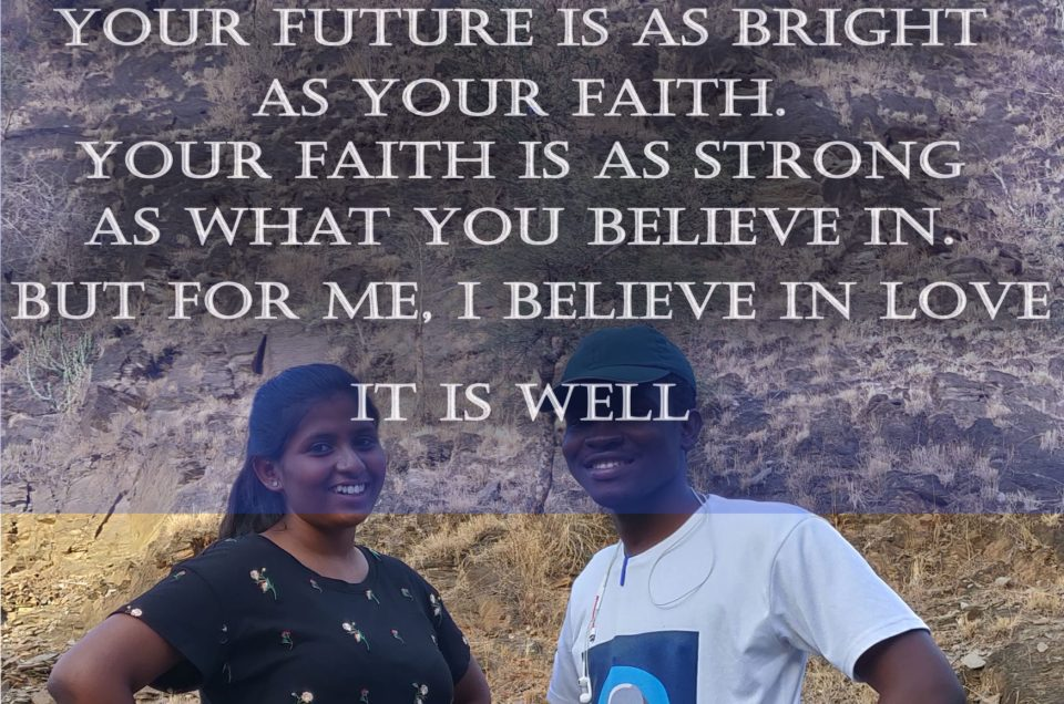 Your Future Is As Bright As Your Faith