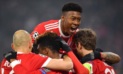 Alaba Out Against Real Madrid