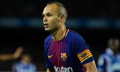 Andres Iniesta Destination
