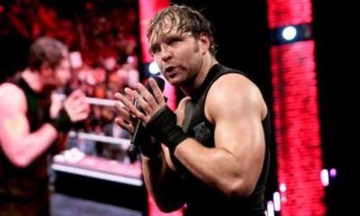 Dean Ambrose Update