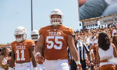 Texas OL Connor Williams