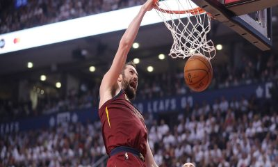 Kevin Love returns for game 1