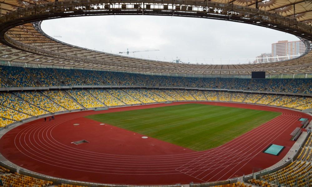 Kiev: Champions League Final