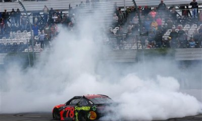 Martin Truex, Jr. Wins Sonoma Again in a Dominating Performance.