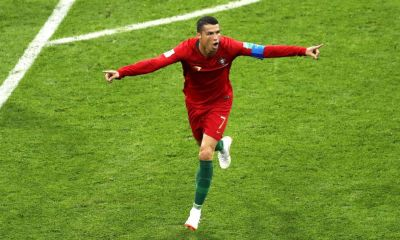 World Cup 2018: Record-Breaking Ronaldo Strike Wins It For Portugal