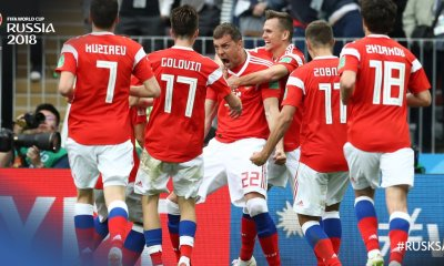 World Cup 2018: Russia Outs Saudi Arabia in Opener