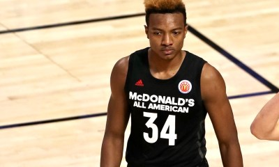 Wendell Carter Jr. Drafted ** Overall In The 2018 NBA Draft By **