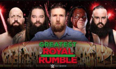 Greatest Royal Rumble