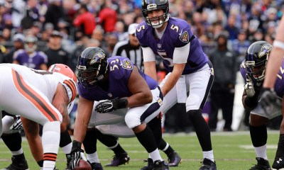 Three Reasons Why The Ravens Can Make The Playoffs
