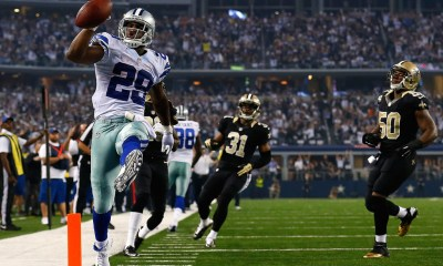 DeMarco Murray announces retirement