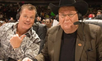 "Jim Ross Injury Update Following NJPW ""Bump"""