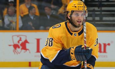 Preds Re-Sign Hartman To One Year Deal
