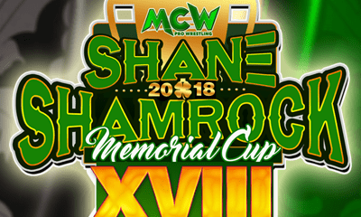 MCW Pro Wrestling presented the Shane Shamrock Memorial Cup 2018