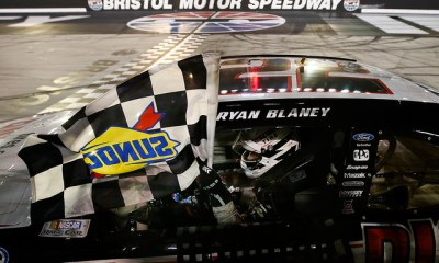 Ryan Blaney looks for his first Bristol win