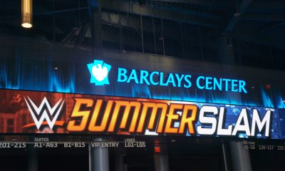 SummerSlam 2018 Final Match Card