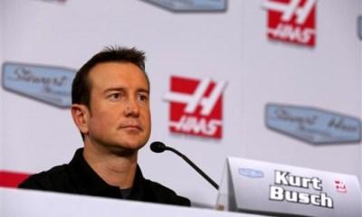 Kurt Busch, Monster Energy will not return to Stewart-Haas Racing for 2019