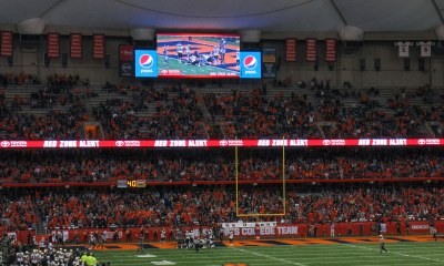 Top 3 Syracuse Football Upset Wins in the Carrier Dome