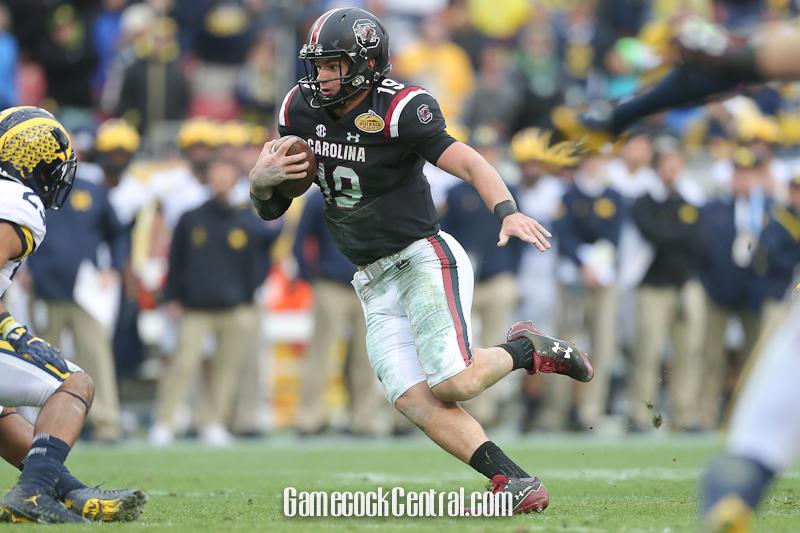 Jake Bentley, South Carolina Quarterback - TSJ101 Sports!