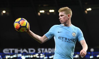 Manchester City: Kevin De Bruyne Suffers Serious Knee Injury
