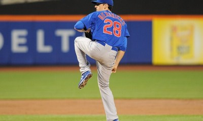 Cubs split two-game series