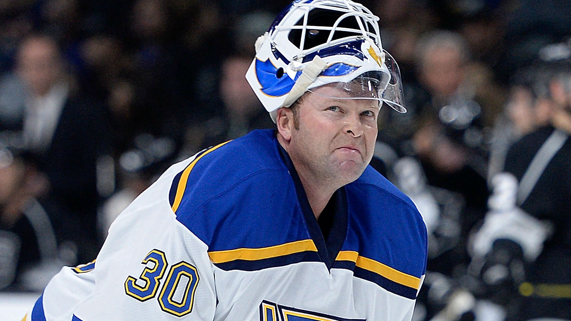 Martin Brodeur Is Leaving The Blues Front Office To Pursue Other