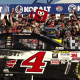 Can Kevin Harvick pull off a season sweep in Las Vegas?