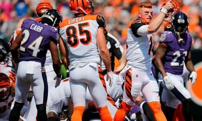 NFL Week 2: Baltimore Ravens vs Cincinnati Bengals Preview