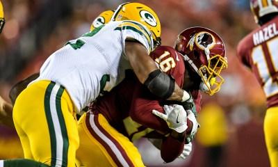 NFL Week 3: Green Bay Packers vs Washington Redskins Preview